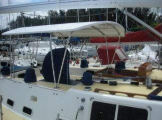 sell Doug Peterson designed Pilothouse 50 For Sale