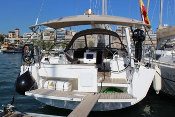 sell Dufour 412 Grand Large For Sale