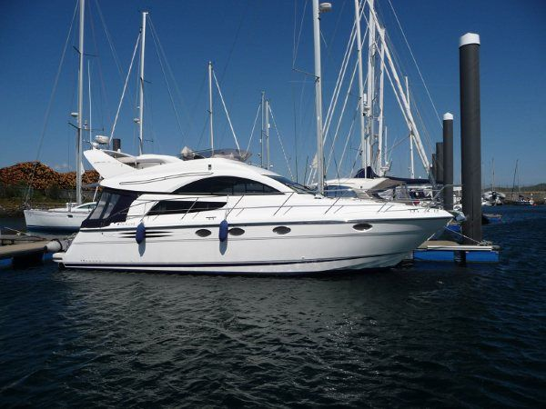 Print Fairline Phantom 40 for sale details