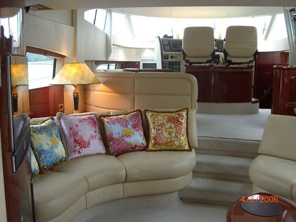 Fairline Squadron 62 Power Boat For Sale - €700000