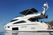 Fairline Squadron 65 Power Boat For Sale