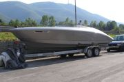 Fearless Porsche Power Boat For Sale