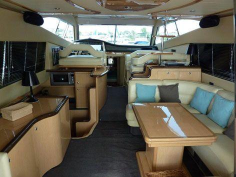 Ferretti 530 Power Boat For Sale - €690000