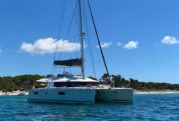 buy Fountaine Pajot Ipanema 58 For Sale