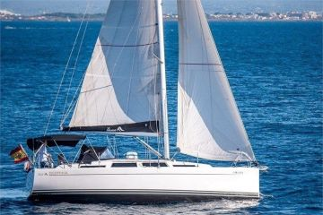 buy Hanse 345 For Sale