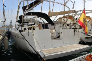 sell Hanse 345 For Sale