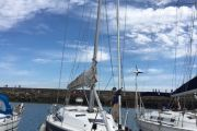 Hanse 350 Sail Boat For Sale
