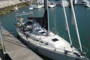 Hanse 371 Sail Boat For Sale