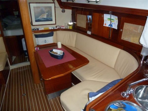 Hanse 371 Sail Boat For Sale - €125000