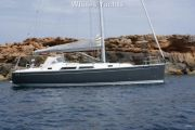 Hanse 400 Sail Boat For Sale
