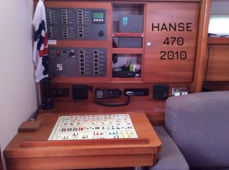 sell Hanse 470 E For Sale