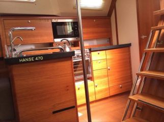 buying Hanse 470 E For Sale