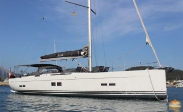 Hanse 575 Sail Boat For Sale