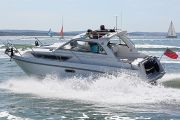 Hardy Seawings 277 Power Boat For Sale