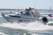Hardy Seawings 277 Power Boat For Sale