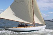 Herreshoff Buzzards Bay 15 Sail Boat For Sale
