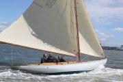 Herreshoff Buzzards Bay 15 Sail Boat For Sale