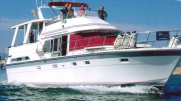 buy Hi Star 48 Sundeck For Sale