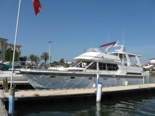 sell Hi Star 48 Sundeck For Sale