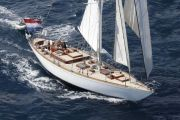 Hoek Design  Classic Sloop Sail Boat For Sale