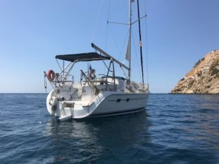 sell Hunter 41 Deck Saloon For Sale