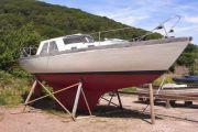 Classic Illingworth & Primrose 32 foot Sloop Sail Boat For Sale