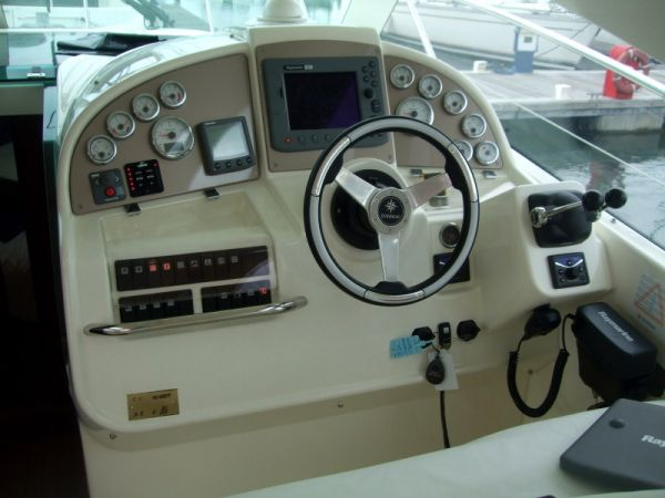 Jeanneau Prestige 34 Sports Top Power Boat For Sale - €130000