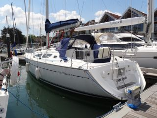 sell Jeanneau Sun Odyssey 35 For Sale
