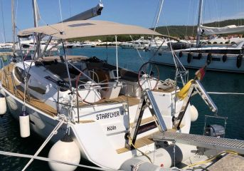 sell Jeanneau Sun Odyssey 44 DS For Sale