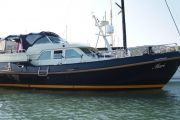 Linssen Grand Sturdy 430 AC Power Boat For Sale