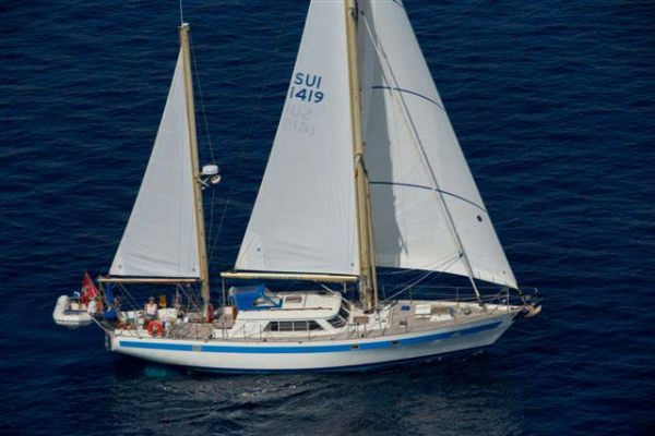 Moody Carbineer 52 Sail Boat For Sale - €250000