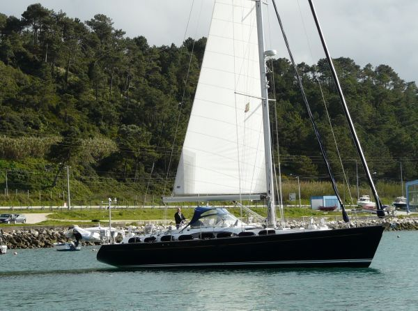 Moody 56 Sail Boat For Sale - €550000