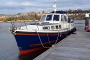 Nelson 42 Power Boat For Sale