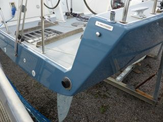 sell One off 37' racer / cruiser Stephen Thomas Design 37 For Sale