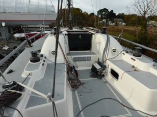 buying One off 37' racer / cruiser Stephen Thomas Design 37 For Sale