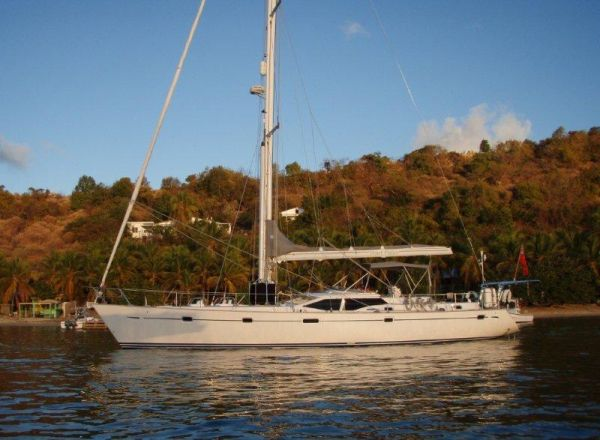 Oyster 56 Sail Boat For Sale - €625000. Courtesy www.boatmatch.com