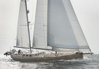 Puffin 58 Classic Sail Boat For Sale