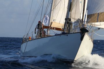 Robert Clark 72 Ketch Sail Boat For Sale