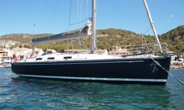 Salona 37 Sail Boat For Sale