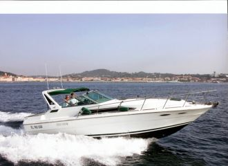 Sea Ray 34 Express Cruiser Power Boat For Sale