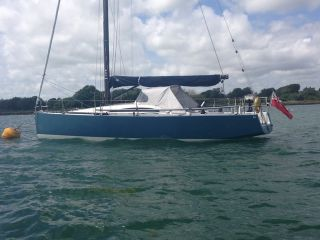 buy One off 37' racer / cruiser Stephen Thomas Design 37 For Sale