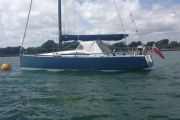 One off 37' racer / cruiser Stephen Thomas Design 37 Sail Boat For Sale
