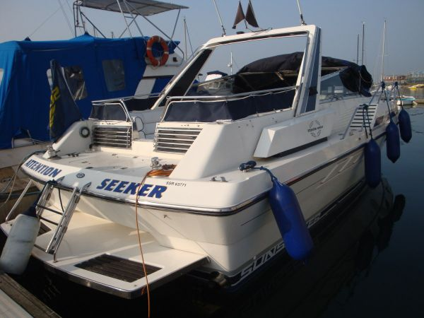 Print Sunseeker Rapallo 36 for sale details