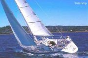 Sweden Yachts 370 Continental Sail Boat For Sale