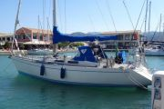 Sweden Yachts 38 Sail Boat For Sale