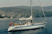 Sweden Yachts 41 Sail Boat For Sale