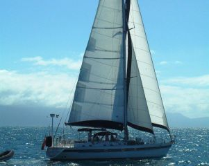 Tayana Centre Cockpit Sloop Sail Boat For Sale