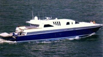 Tempest Sport 88 Power Boat For Sale