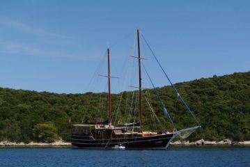 buy Turkish Gullet / Sailing Yacht Gullet For Sale