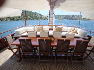 buying Turkish Gullet / Sailing Yacht Gullet For Sale